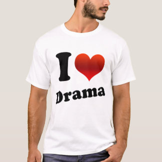 I drama del corazón playera