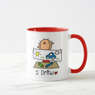 I Draw Mug