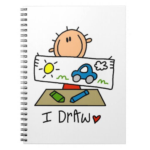 I Draw Notebook