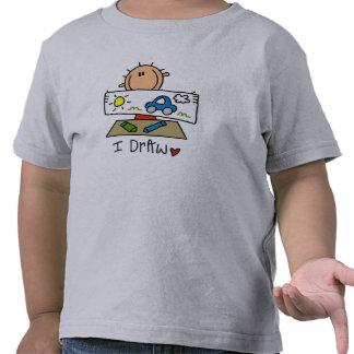 I Draw Tshirts