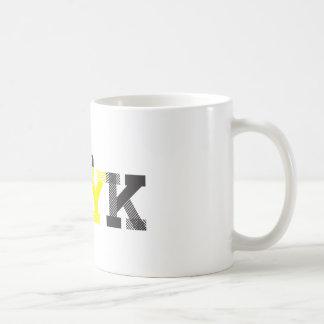 I Dream in CMYK Coffee Mug