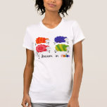I Dream in Color Sheepy Shirt