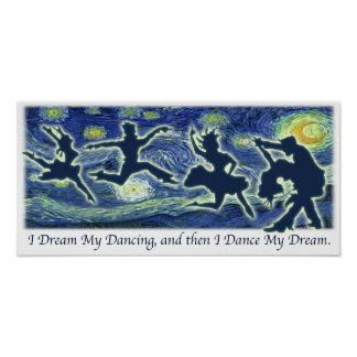 I Dream of Dancing with Stars Posters