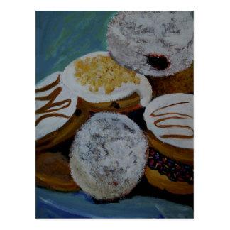 I Dream of Donuts Postcard