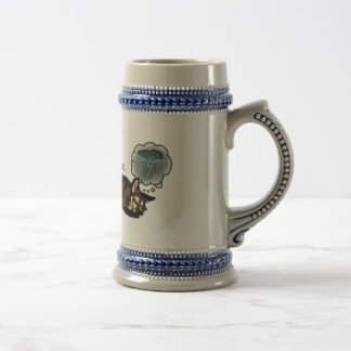 I Dream of Lightening Bolts Mugs