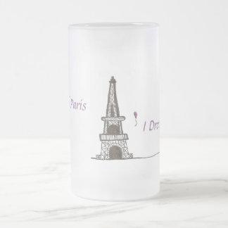I Dream Of Paris 2 Coffee Mugs