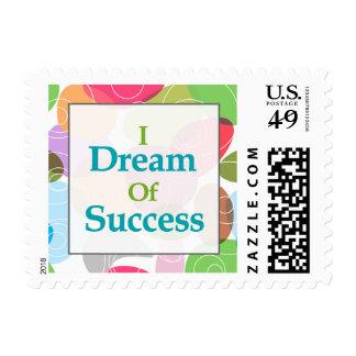 I Dream Of Success Postage
