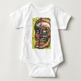I Dream of Yellow Death Baby Bodysuit