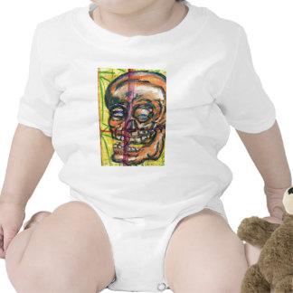 I Dream of Yellow Death Baby Bodysuits