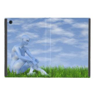 I dreamed I became the sky Cover For iPad Mini