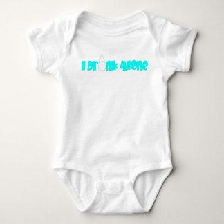 I Drink Alone Baby Bodysuit