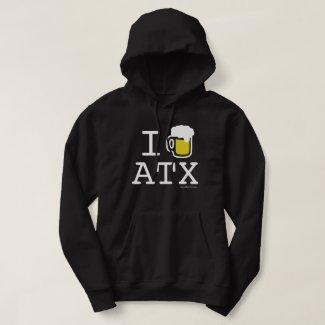 I Drink Austin, TX Sweatshirt