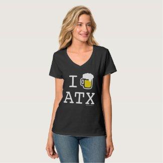 I Drink Austin, TX Tee Shirt