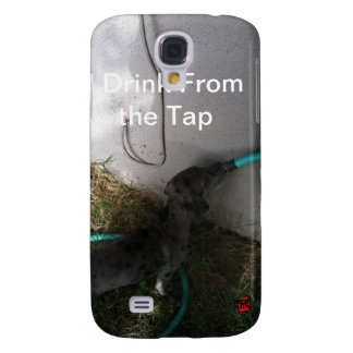 I Drink From the Tap Samsung Galaxy S4 Cover