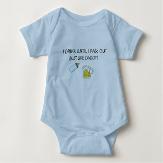I Drink Until I Pass Out Shirt