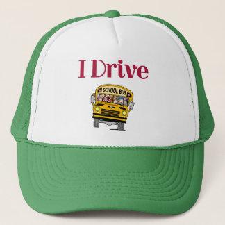 I Drive a School Bus hat
