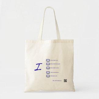 I drive electric shopping bag