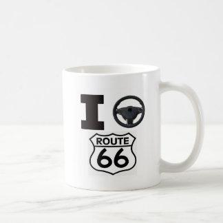 I Drive Route 66 Coffee Mug