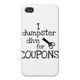 I dumpster dive case for iPhone 4