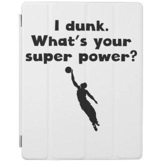I Dunk Super Power iPad Cover
