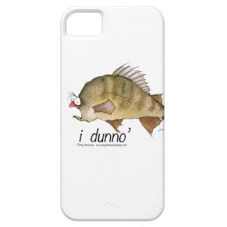 i dunno', tony fernandes iPhone 5 cases