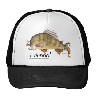i dunno', tony fernandes trucker hat