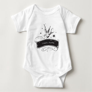 I Dwell in Possibility Baby Bodysuit