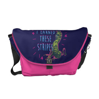 I Earned These Stripes Messenger Bag