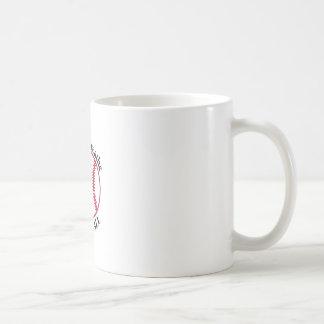 I Eat & Breathe Baseball Coffee Mug