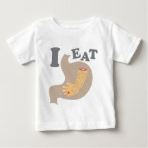 I EAT MEAT BABY T-Shirt