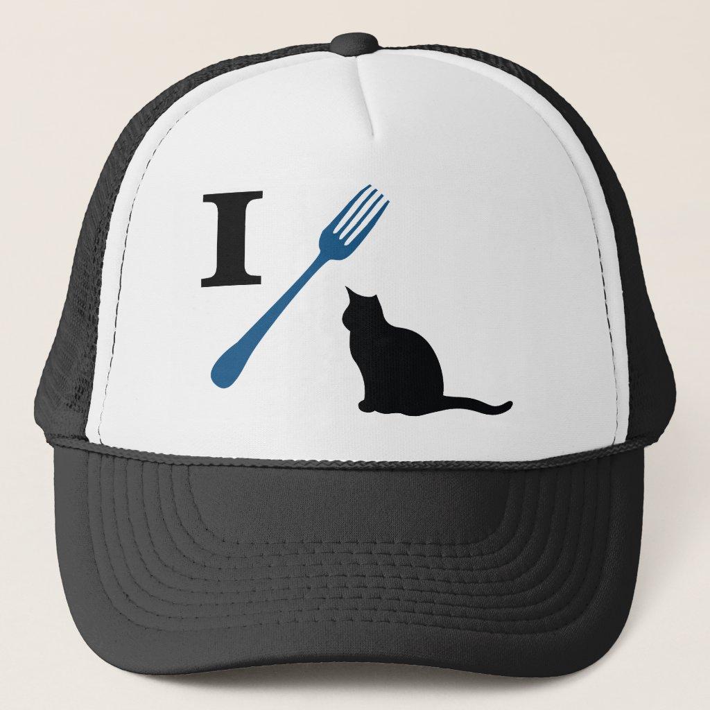 I Eat Pussy Cats Trucker Hat