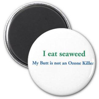 I Eat Seaweed Magnet