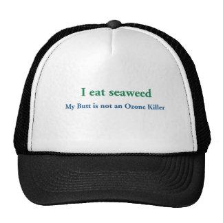I Eat Seaweed Trucker Hat