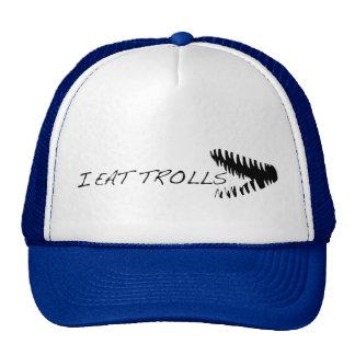 I Eat Trolls (teeth) Trucker Hat