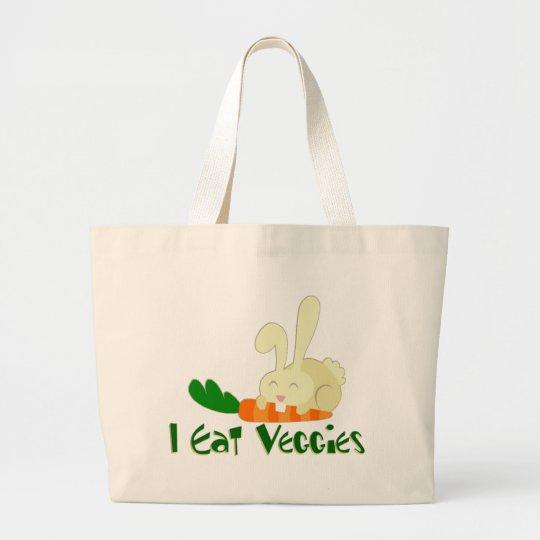 I Eat Veggies Bag