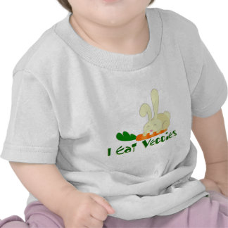 I Eat Veggies Infant T-Shirt