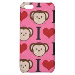 I el amor del rosa I del mono del corazón Monkeys