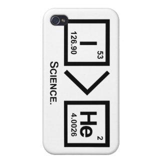 I > él caso del iPhone iPhone 4 Carcasa