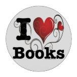 ¡I el corazón reserva los libros del amor de I! Co Fichas De Póquer