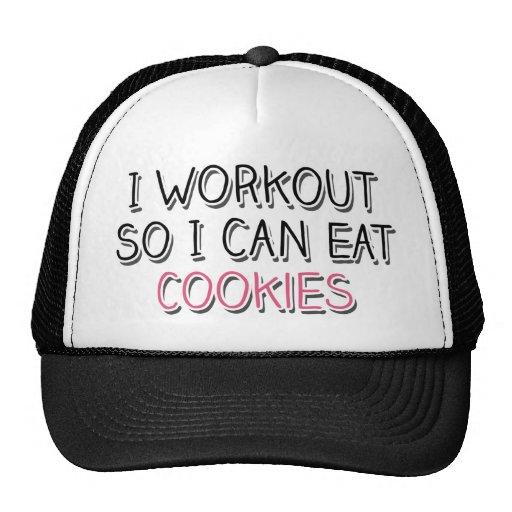 I el entrenamiento así que yo podemos comer las ga gorras