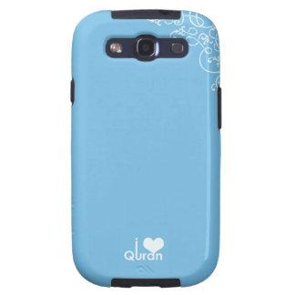 I el Quran Samsung del corazón cubre Galaxy SIII Cobertura