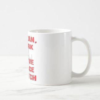 I el tirón limpio de I y yo tenemos Niza un arreba Taza De Café