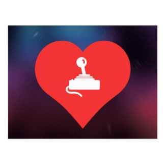 I el videojuego del corazón controla el icono postales