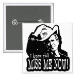 I engranaje anti de Srta. George W. Bush Obama Pins