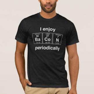 I Enjoy Bacon Periodically T-Shirt