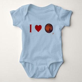 I enredadera del niño de Marte del corazón -- PK. Remeras