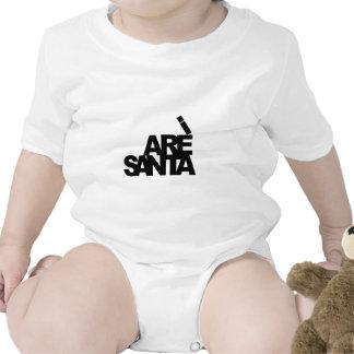 I es Santa Trajes De Bebé