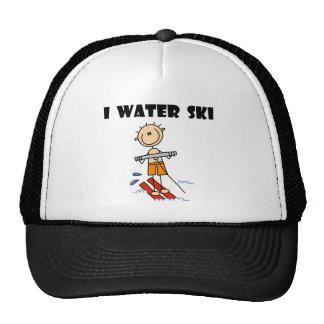 I esquí acuático gorros