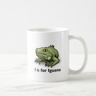 I está para la iguana tazas