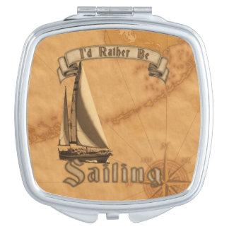 I esté navegando bastante espejos compactos